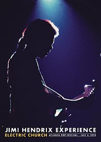 Cover Jimi Hendrix Experience - Electric Church [DVD]